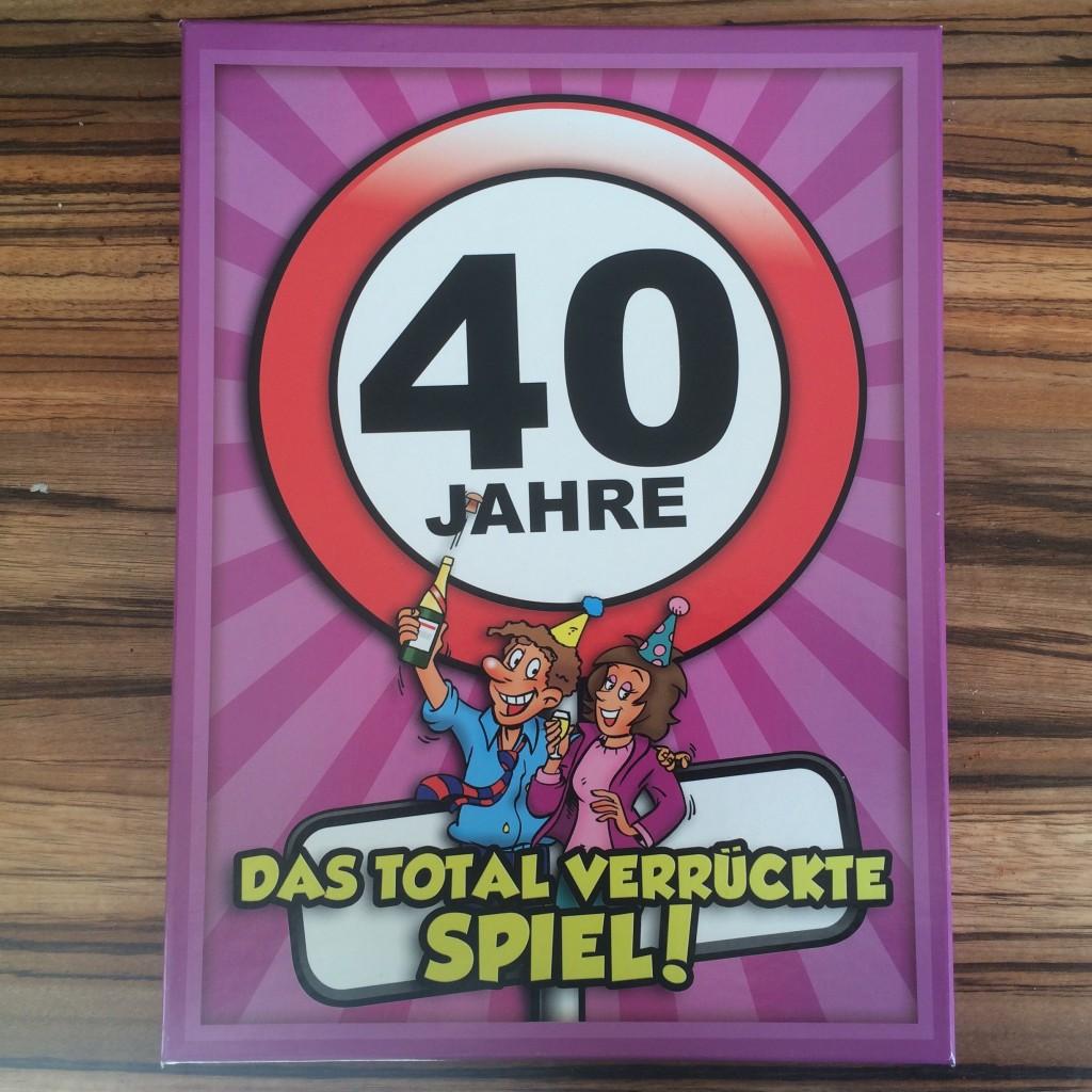 40 Jahre - funktioniert auch unter 40 ;)