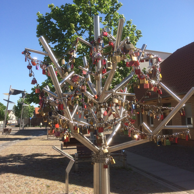 Schlösserbaum Barleben