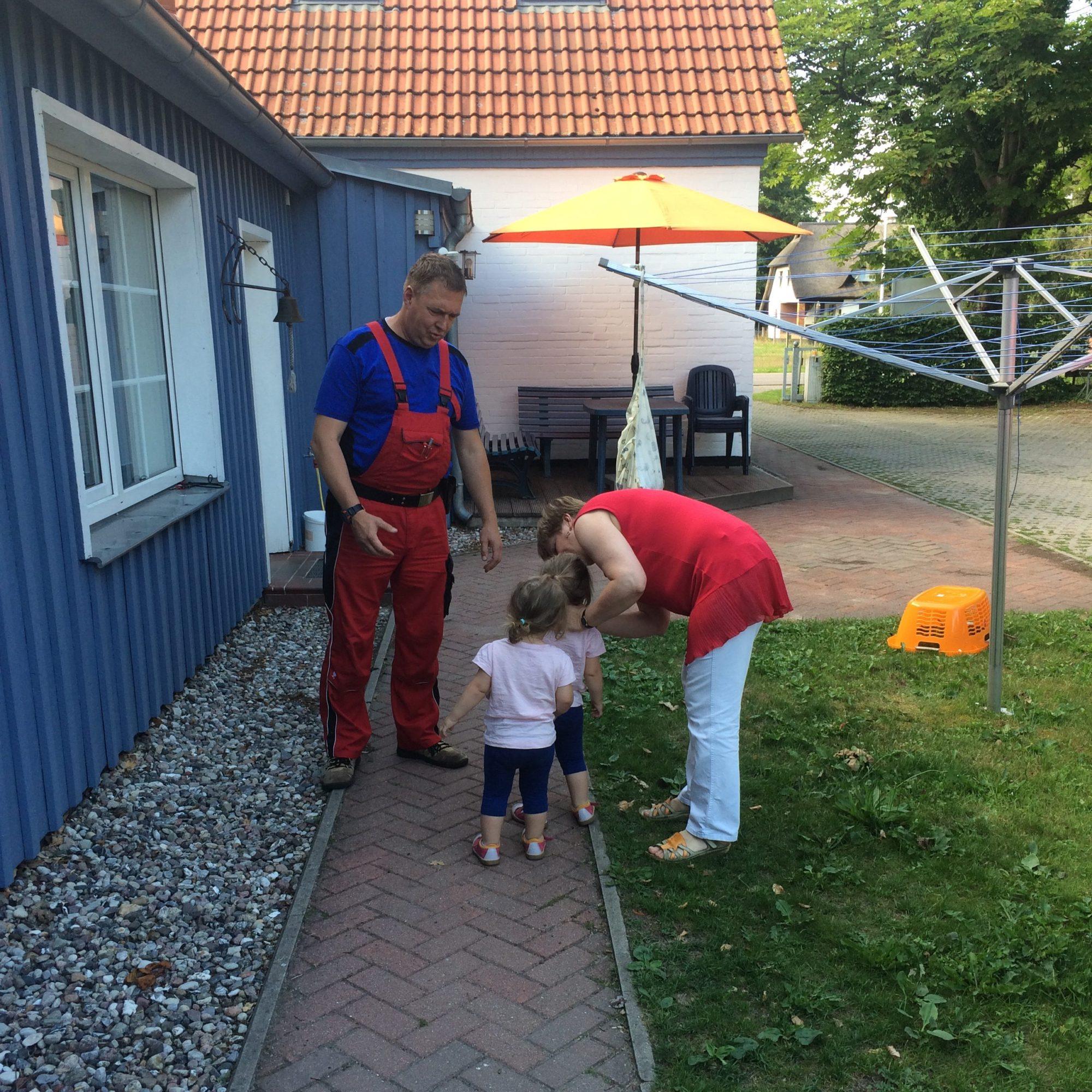 Onkel Thomas und Tante Anke